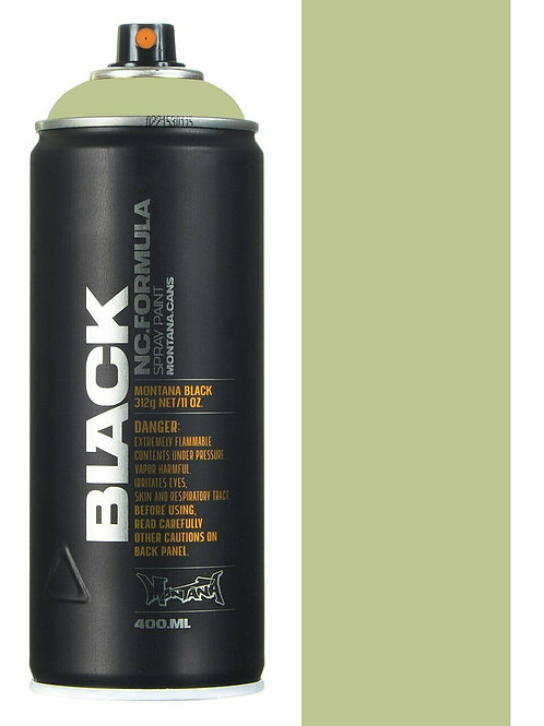 RESEDA. MONTANA BLACK 400ml
