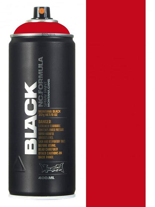 FIRE ROSE. MONTANA BLACK 400ml: