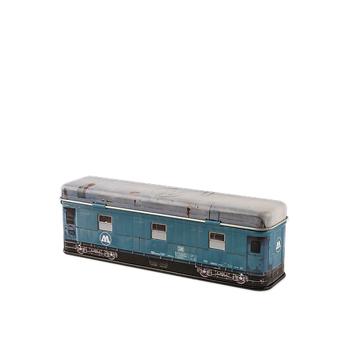 MOLOTOW TRAIN. STEEL STORAGE BOX