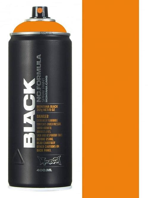 CLOCKWORK ORANGE. MONTANA BLACK 400ml: