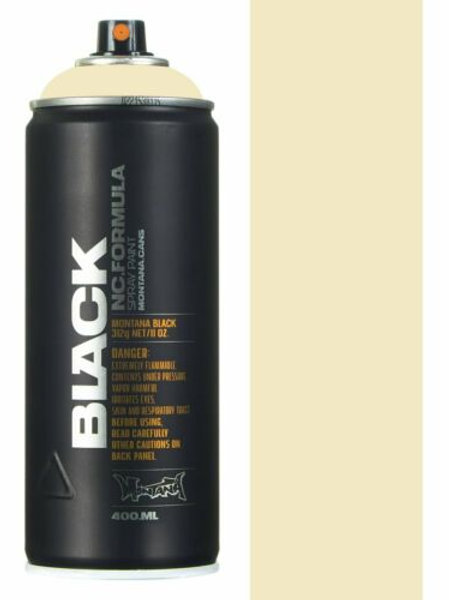 IVORY. MONTANA BLACK 400ml
