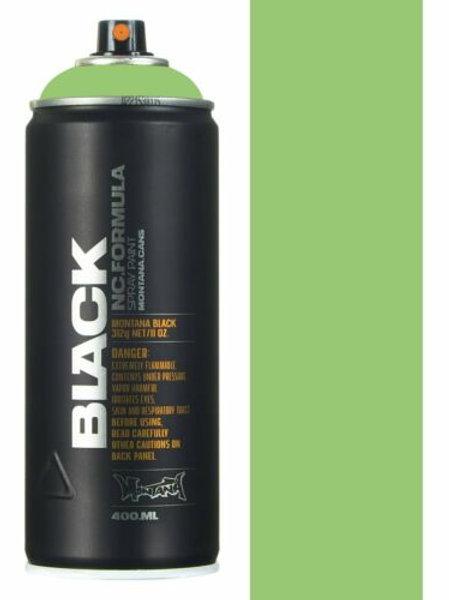 E2E GREEN. MONTANA BLACK 400ml: