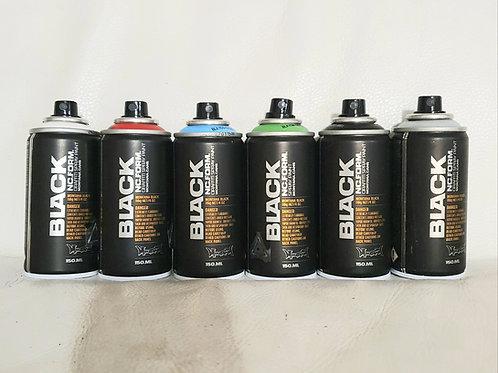 MONTANA BLACK POCKET CAN 6 PACK