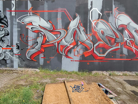 New works from Snot!