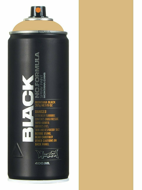 BEIGE. MONTANA BLACK 400ml