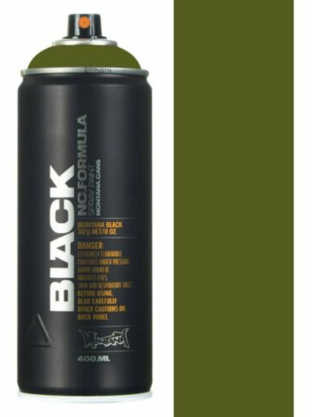 TROOPS. MONTANA BLACK 400ml