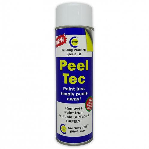 PEEL TEC PAINT REMOVER / CAP CLEANER 500ML