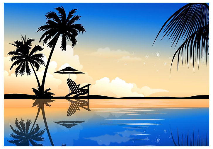 beautiful-palm-summer-vector-background.