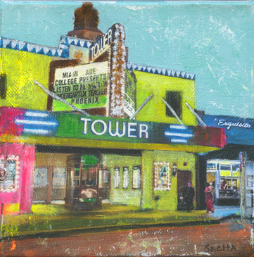 The Tower Theater, Miami, Florida