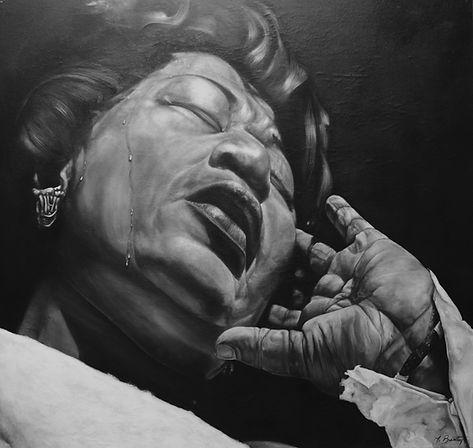 Art, OIl painting by Michael Brantley
