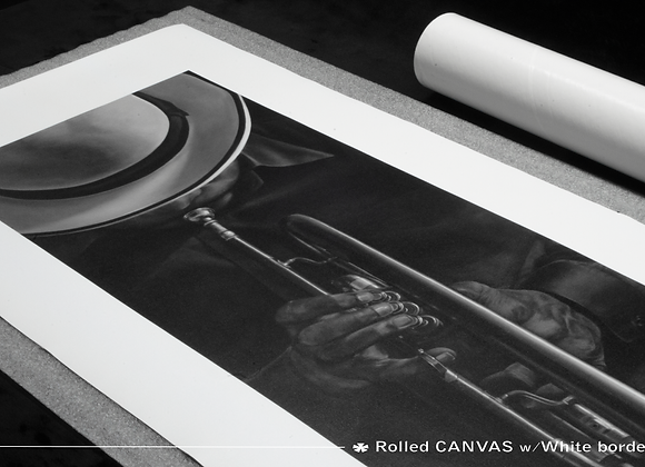 The Cornet Player [Giclee Print]