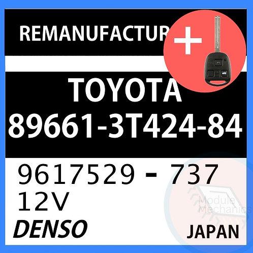 89661-3T424-84 OEM ECU W/ Programmed Master Key Lexus ES300