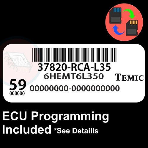 37820-RCA-L35 ECU W/ Immobilizer / Security Programming Honda Accord