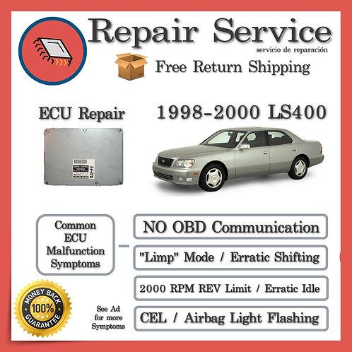 1998 Lexus LS400 Engine Computer ECU Repair Service