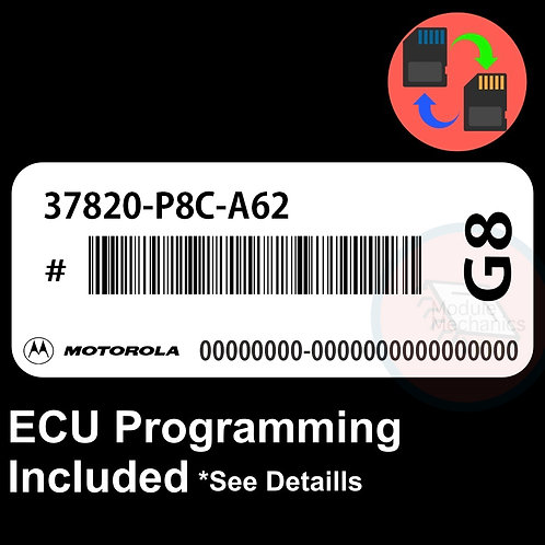37820-P8C-A62 ECU W/ Immobilizer / Security Programming Honda Accord