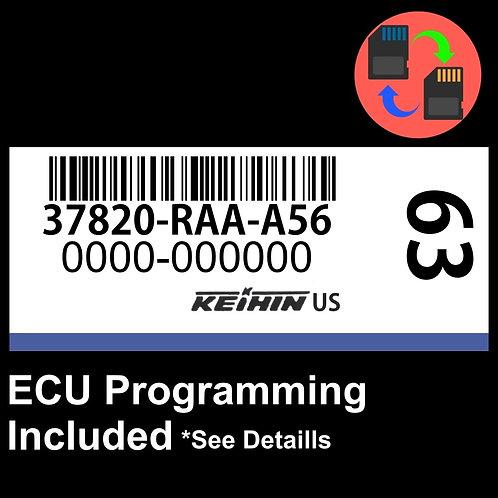 37820-RAA-A56 ECU W/ Immobilizer / Security Programming Honda Accord