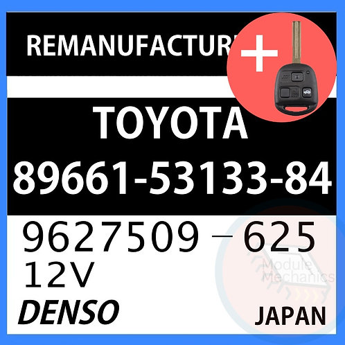 89661-53133-84 OEM ECU W/ Programmed Master Key Lexus IS300