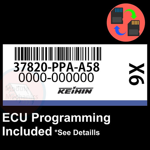 37820-PPA-A58 ECU W/ Immobilizer / Security Programming Honda CR-V