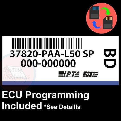 37820-PAA-L50  ECU W/ Immobilizer / Security Programming Honda Accord