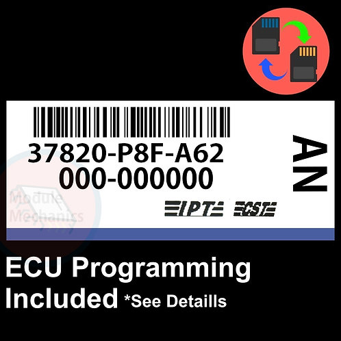 37820-P8F-A62 W/ PROGRAMMING Honda Odyssey 2000 2001 00 01 ECU ECM BCM