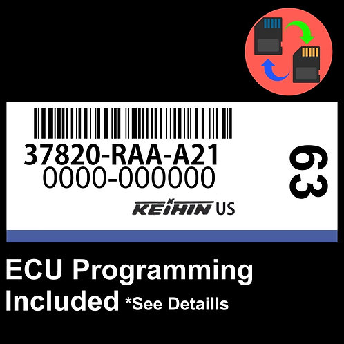 37820-RAA-A21 ECU W/ Immobilizer / Security Programming Honda Accord