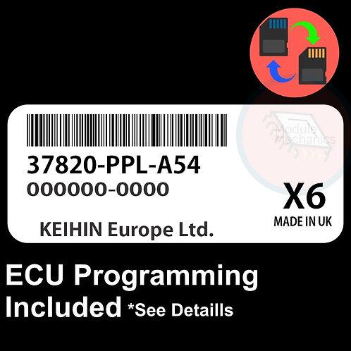 37820-PPL-A54 ECU W/ Immobilizer / Security Programming Honda CR-V