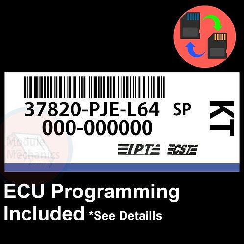 37820-PJE-L64 W/ PROGRAMMING Acura CL TL 2002 2003 02 03 ECU ECM COMPUTE