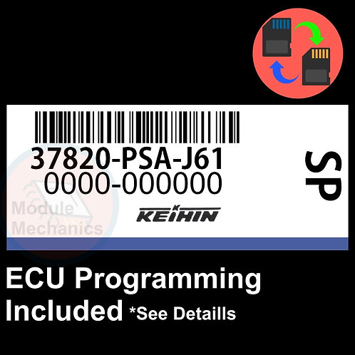 37820-PSA-J61 OEM ECU W/ Immobilizer / Security Programming Honda Civic