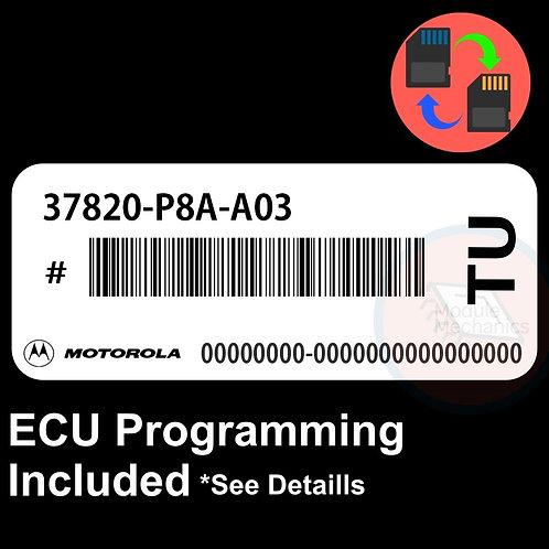 37820-P8A-A03 W/ PROGRAMMING Acura CL TL 1998 1999 98 99 ECU ECM COMPUTER