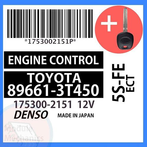 89661-3T450 W/ Programmed Master Key Toyota Camry