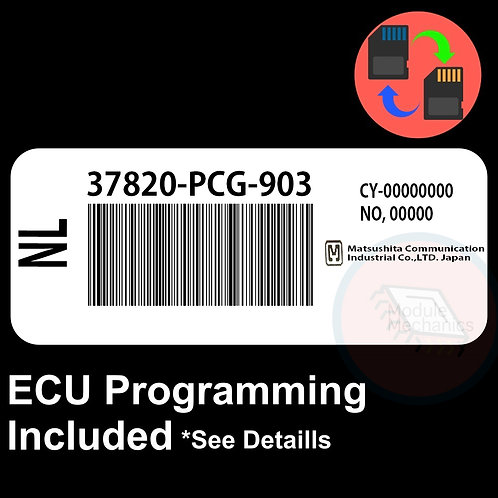 37820-PCG-903 ECU W/ Immobilizer / Security Programming Honda Accord