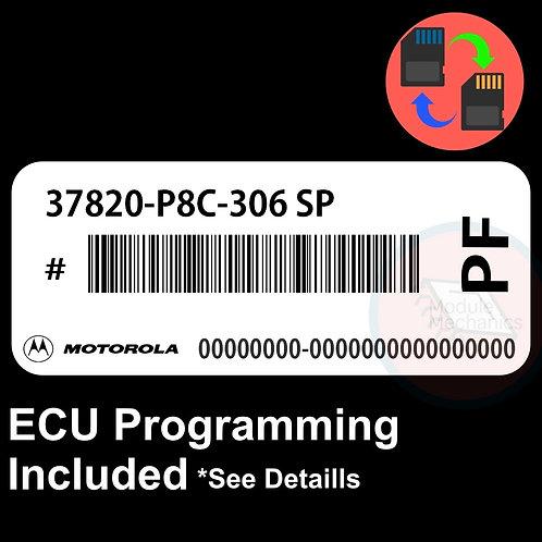 37820-P8C-306 ECU W/ Immobilizer / Security Programming Honda Accord