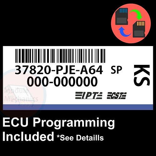 37820-PJE-A64 W/ PROGRAMMING Acura CL TL 2002 2003 02 03 ECU ECM COMPUTER