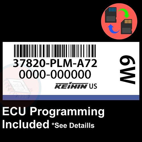 37820-PLM-A72 OEM ECU W/ Immobilizer / Security Programming Honda Civic