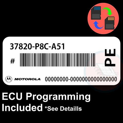 37820-P8C-A51 ECU W/ Immobilizer / Security Programming Honda Accord