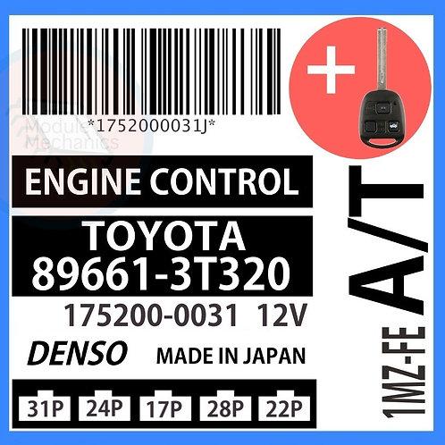 89661-3T320 OEM ECU W/ Programmed Master Key Lexus ES300