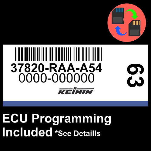 37820-RAA-A54 ECU W/ Immobilizer / Security Programming Honda Accord