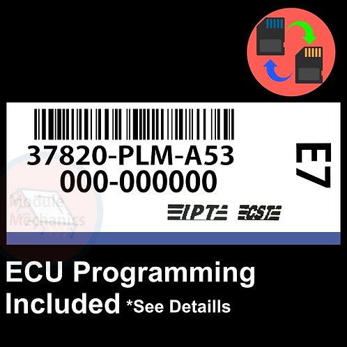 37820-PLM-A53 OEM ECU W/ Immobilizer / Security Programming Honda Civic