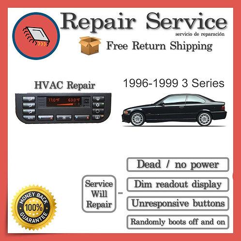1996-1999 BMW E36 3 Series Climate Control Repair Service