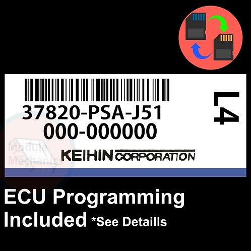 37820-PSA-J51 OEM ECU W/ Immobilizer / Security Programming Honda Civic