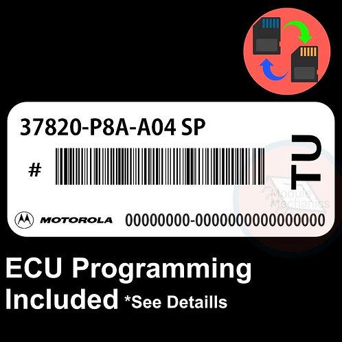 37820-P8A-A04 W/ PROGRAMMING Acura CL TL 1998 1999 98 99 ECU ECM COMPUTER