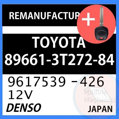 89661-3T272-84 ECU W/ Programmed Master Key Toyota Camry