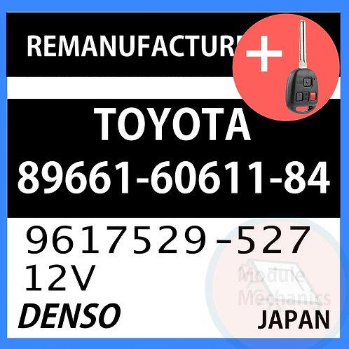 89661-60611-84 OEM ECU W/ Programmed Master Key Lexus LX470