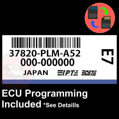 37820-PLM-A52 OEM ECU W/ Immobilizer / Security Programming Honda Civic