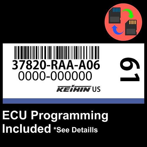 37820-RAA-A06 ECU W/ Immobilizer / Security Programming Honda Accord