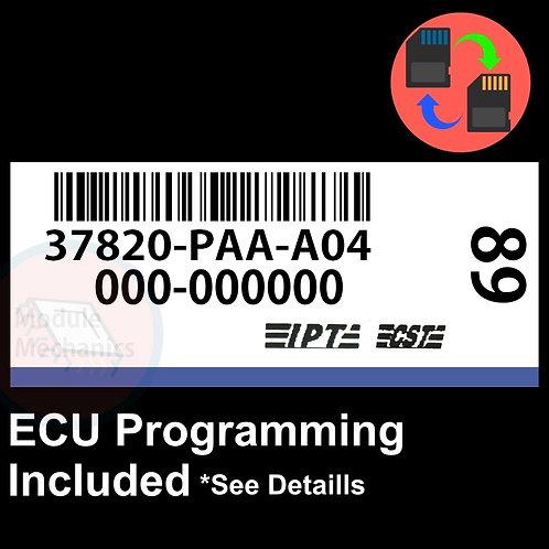 37820-PAA-A04 ECU W/ Immobilizer / Security Programming Honda Accord