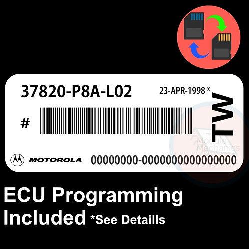 37820-P8A-L02 W/ PROGRAMMING Acura CL TL 1998 1999 98 99 ECU ECM COMPUTER
