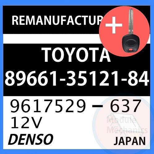 89661-35121-84 OEM ECU W/ Programmed Master Key Toyota 4Runner