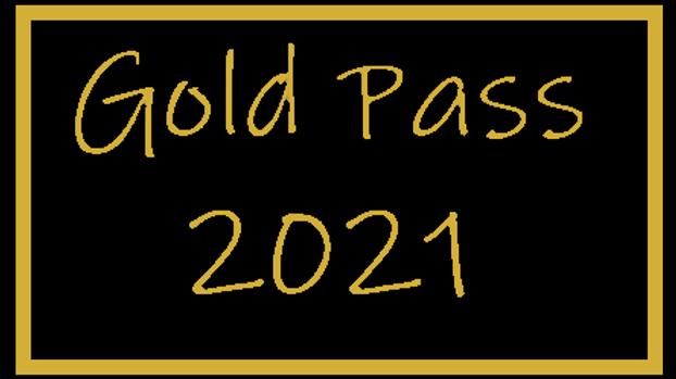 2021 Adult Gold Membership