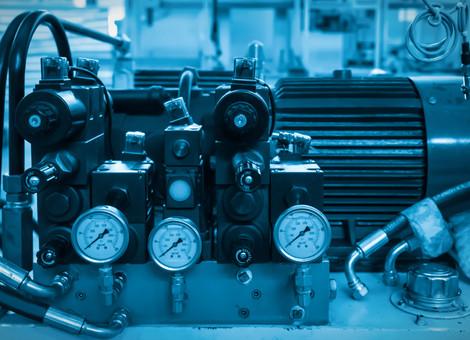 Hydraulic Pump EOL Functional Test Software